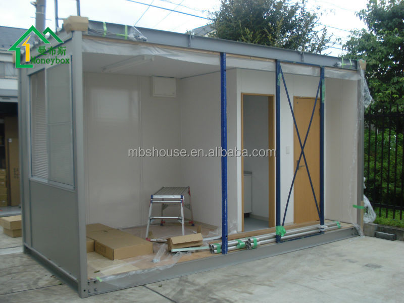 Two Floor Container House For Warehouse Prefabricated Container House For Workers Cheap