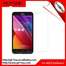 HUYSHE Tempered glass screen protectorfor cheap android 3g smart phones newest tempered glass screen for asus zenfone 2 5.5 inch