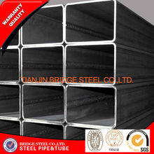 EN10219 ASTM A500 ms square pipe manufacturer from China