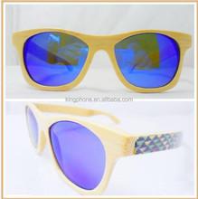 Kingphone new arrival laminated UV400 wooden sunglasses 2015 summer fashion