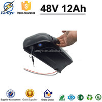 Gold Supplier electric bike battery Dolphin case electric bike battery new bottle case for 720W motor