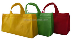Hot selling eco-friendly recycle ecology non woven shopping bags