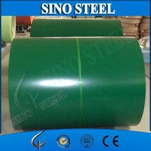high quanlity pre-painted shell color painted steel coil