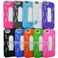 Kickstand Combo Case for iPhone 5