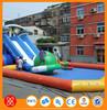 PVC Giant Water Backyard Heavy Duty Inflatable Slide for sale