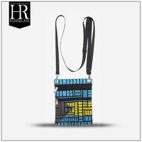 Fashion Wording Printing canvas shopping bag new style souvenir canvas shopping bag
