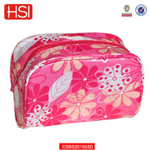 new products canvas pvc covered thirty one cosmetic bag set