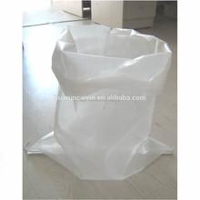 25kg 50kg grain sugar flour rice feed fertilizer laminated China PP woven bag manufacturer