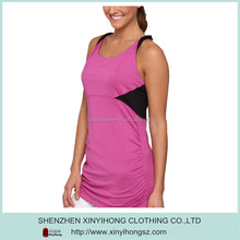 polyester sports singlet,combination gym tops,latest design tank tops for womens