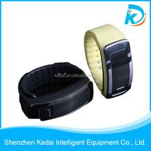 Specifically designed DK-022 bluetooth bracelet bangle smart watch on selling