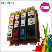 New brand 564 compatible ink cartridge for hp D5460,D7560,C6380,B8850,C5380