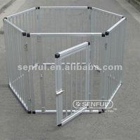 Aluminum Box Aluminum Cage large dog kennel