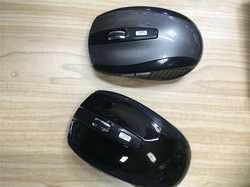 Direct factory cheap 2.4G wireless mouse 800-1600dpi adjustable