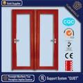 Francés de aluminio puerta corredera