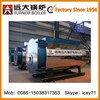 Factory price gas fired steam generator cost
