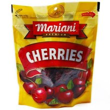 stand up zip bags for cherries packaging