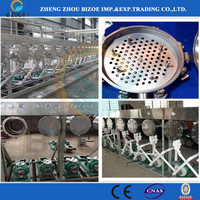 Most Popular Saving Water and Electricity Cassava Starch Production Machine