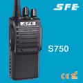 Sfe s750 china fabricante de vhf uhf radio pesado- obligación