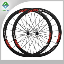 2014 hot sell Bicycle Wheel chinese carbon wheels with 38mm depth 23mm width 3k 12k ud weave for carbon road bike frame