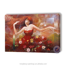 Girls pictures sexy,nude sexy wall art painting