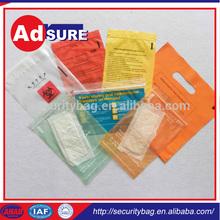 Medical Bag With Biohazard Specimen Bag With Medical Waste Specimen Bag