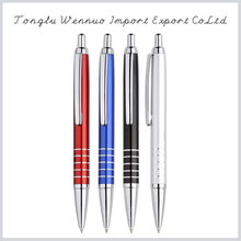 Custom slogan printing personalised metal pens