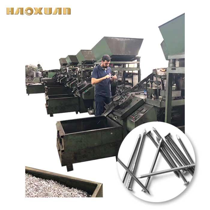 강 아이언 맨 (iron 루핑 선 wafios 못 만들기 기계 자동