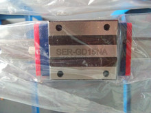 SAIERlinear guide- guide rail - dual rail linear guide-inner-shafted beltSER-GD15NA