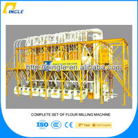 Good Quality Complete Flour Mill/Corn Flour Milling Factory