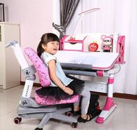 Ergonomic Design Multifunction kid study furniture