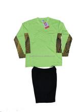 good quality football soccer shirts goalkeeper