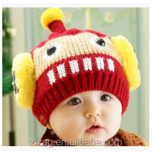 2015 Winter baby children wholesale hat and scarf sets