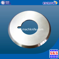 Circular Trimming Blade for Cutting Fabric factory offer