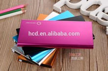 best slim power bank 8000mah battery charger dual usb output powerbank