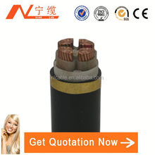 Top quality copper LV electric wire cable supplier