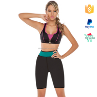 High Waist Yoga Lose Weight Ultra Sweat Slimming Pants Body Shaper