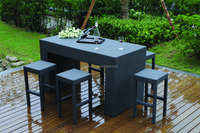 Roma style drinking beer HB21.9105 home used bar furniture set