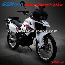 Powerful 400cc EEC street bike