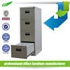 KD Steel Filing Cabinet / Steel Storage Cabinet /4 Drawer File Cabinet