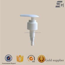 24/410 China factoy Cosmetic Plastic Dispenser Lotion Pump