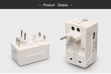 A0031 Universal Converter Plug EC/IEC Approved Electric Adaptor