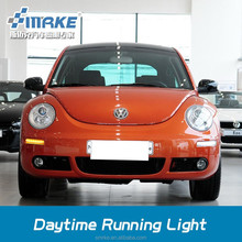 car style 07-10 vw beetle led daytime light with signal, led drl for vw beetle, fog lamp