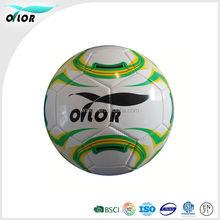 OTLOR soccer ball 27mm Bouncy Balls cheap price factory supply customize your own soccer ball