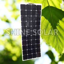aerodynamic and DURABLE flexible solar panel charging solution for batteries and conform to almost any surface