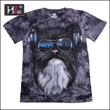2015 New Style The United States 3d printing t-shirt quilt pattern with good quality