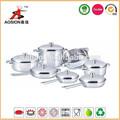 de acero inoxidable utensilios de cocina coreano de china de fábrica