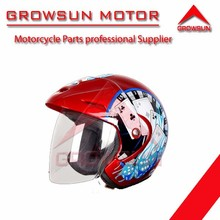 Wonderful price hot open face motorcycle helmet GS-50H Red New
