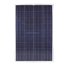 RJ solar panel factory 130w solar panel polycrystalline solar cell 156*156 36pcs 12v poly silicon solar panel RSM36-156P-130w