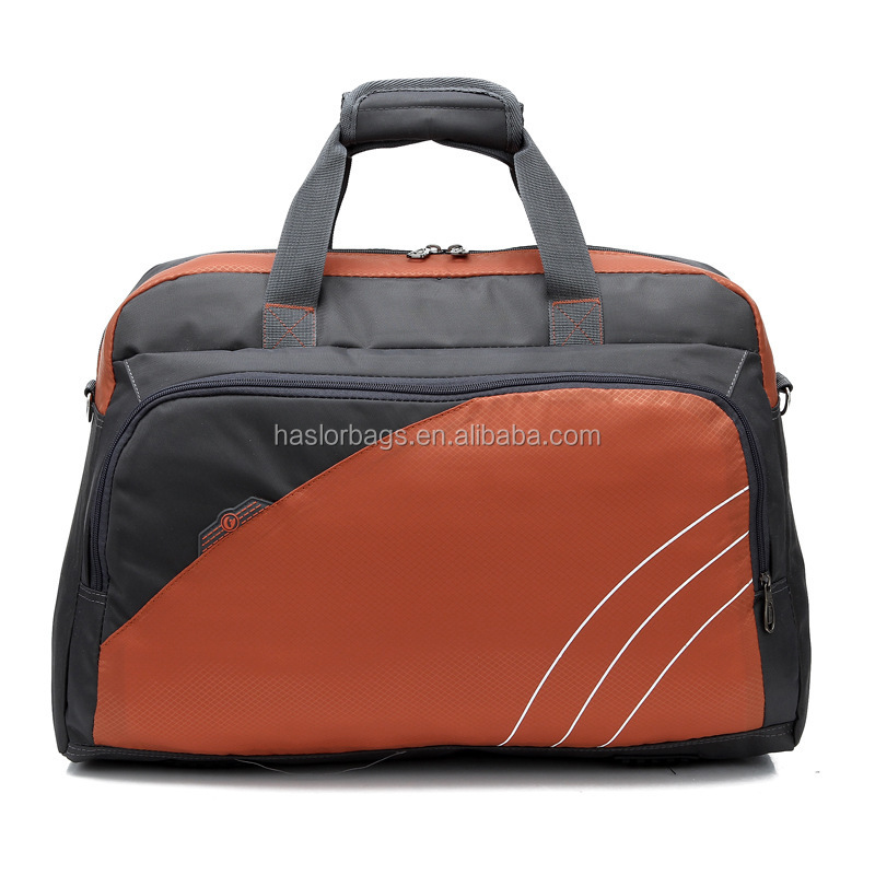 Haute qualité usine prix extra large sac de voyage avec une couleur différente