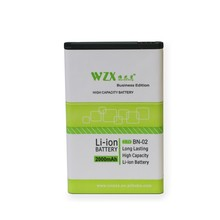 New model mobile phone battery bn-02 for nokia xl